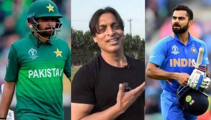 India vs Pakistan EXCLUSIVE: Virat Kohli is 'miles ahead' of Babar Azam, declares Shoaib Akhtar ahead of T20 World Cup clash