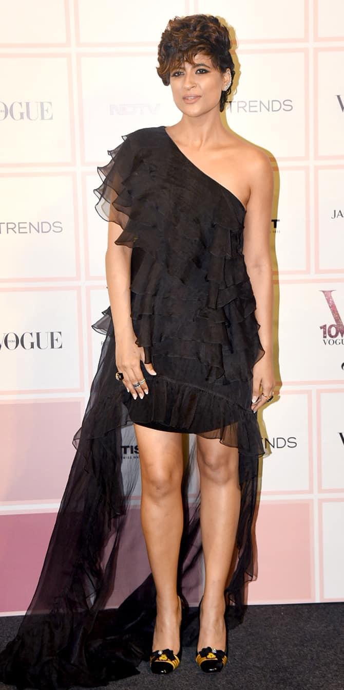 Image result for Vogue beauty award 2019 tahira kashyap