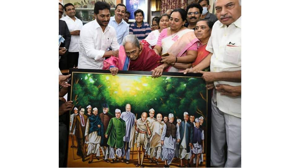 Tricolour, Andhra Pradesh